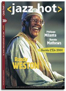 Jazz Hot n°576, 2001