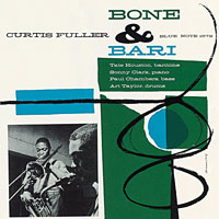 1957, Curtis Fuller Bone and Bari