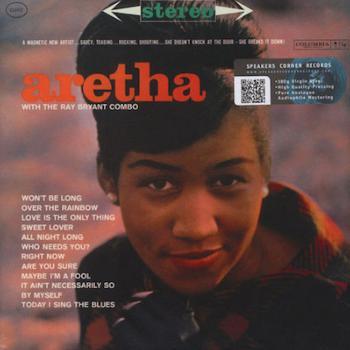 1960. Aretha Franklin, Aretha, Columbia