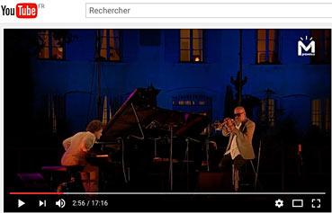 Vidéo Jazz à Beaupré 2017, Jacky Terrasson-Stéphane Belmondo