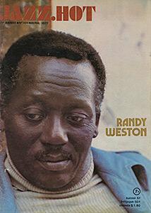 Jazz Hot n°336, 1977