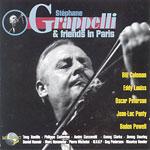 1974, avec Stéphane Grappelli