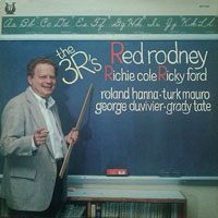 1979. Red Rodney/Richie Cole/Ricky Ford, The 3R's, Muse