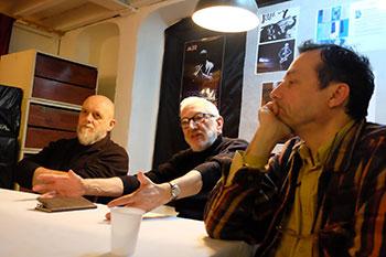 Daniel Richard, Jean-Marie Hacquier, Arnaud Boubet © Ellen Bertet