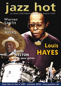 Jazz Hot n°685, Louis Hayes