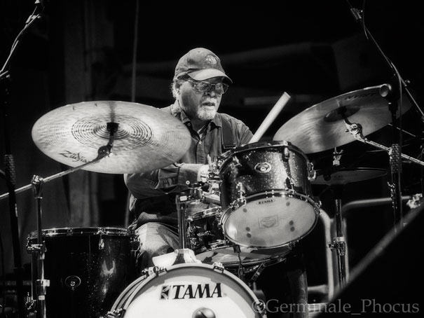 Jimmy Cobb © Umberto Germinale-Phocus
