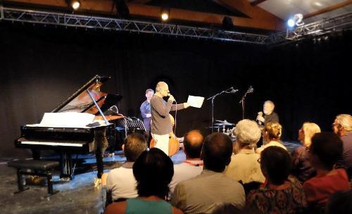 Enrico Pieranunzi Trio © Ellen Bertet