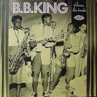 1956-57. BB King, Ace