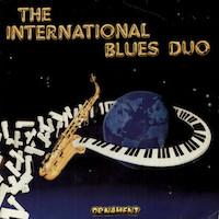 1986-89. The International Blues Duo