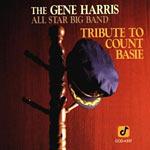1987. Gene Harris Big Band, Tributeto Count Basie