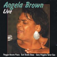 1993. Angela Brown, Live
