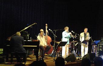 Alain Brunet, Jazz et Chanson française © Félix W. Sportis
