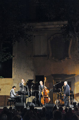 Riccardo Del Fra Quintet © photo X by Courtesy of Iseo Jazz