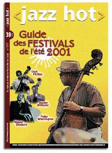Jazz Hot n°581, 2001