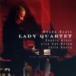 2008. Rhoda Scott, Lady Quartet, Must Records