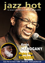 Jazz Hot n°684, Kevin Mahogany