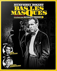 Bas les Masques (Deadline USA), 1952, réal. Richard Brooks, avec Humphrey Bogart