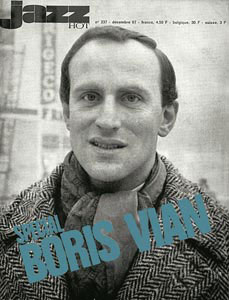 Boris Vian, Jazz Hot n°237, 1967