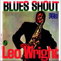 1960. Leo Wright, Blues Shout, Atlantic