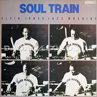 1980. Elvin Jones Jazz Machine, Soul Train