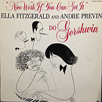 1983. Ella Fitzgerald and André Previn, Do Gershwin, Pablo