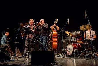 Atomic ©Gianfranco Rota by courtesy of Bergamo Jazz