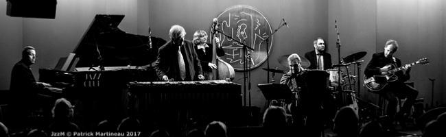 Marcel Azzola & Dany Doriz Quintet © Patrick Martineau