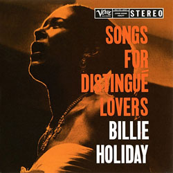 1956, Billie Holiday, Songs for Distingué Lovers
