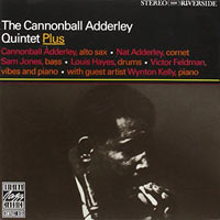 1961. The Cannonball Adderley Quintet, Plus