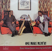 1980. Benny Golson Quintet Featuring Curtis Fuller, One More Mem'ry, Timeless