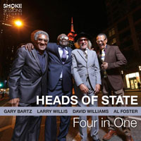 2016. Heads of State, Four in One