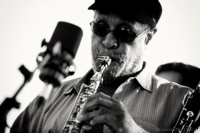 Bennie Maupin, Jazz à Juan, 2011 © Umberto Germinale-Phocus