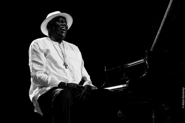 Randy Weston © Alain Karsenty, by courtesy