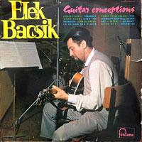 1963, avec Elek Bacsik