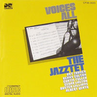 1982. The Jazztet, Voices All, Eastworld