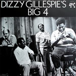 1975, Dizzy Gillespie Big 4