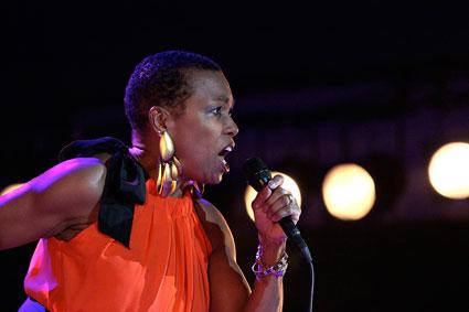 Dee Dee Bridgewater, Jazz à Vienne 2013 © Pascal Kober