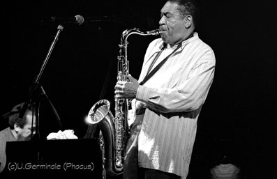 Alain Jean-Marie et Hal Singer © Umberto Germinale