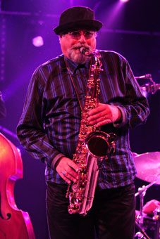 Joe Lovano © Guy Reynard