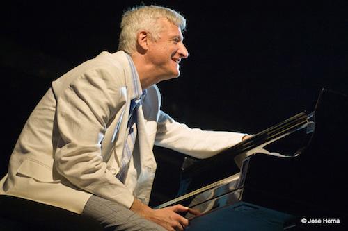 David Kikoski, San Sebastian, Espagne, 2009 © José Horna