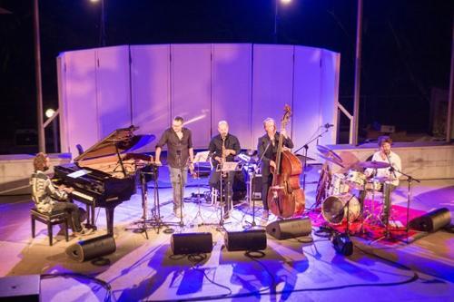 Rosario Bonaccorso Quartet © Giulio Cardone, by courtesy of Jazz Sotto le Stelle d'Ospedaletti