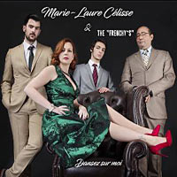 CD Marie-Laure Célisse & the Frenchy's, Dansez sur moi