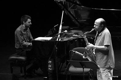 Benny Golson Quartet © Jose Horna