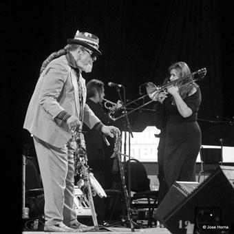 Dr. John et Sarah Morrow © Jose Horna