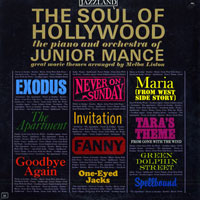 1962. Junior Mance, The Soul of Hollywood, Jazzland