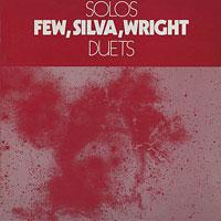 1975. Bobby Few/Alan Silva/Noah Howard, Solos-Duets, Sun Records103