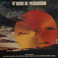 1977. M'Boom: Re: Percussion, Baystate