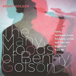 2007, Benny Golson, The Many Moods of.jpg