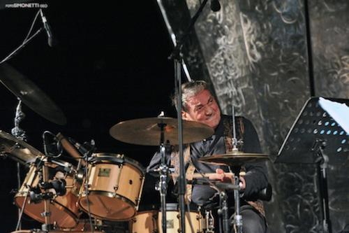 Tullio De Piscopo © Fabio Botti/Fotos Simonetti, by courtesy of Iseo jazz