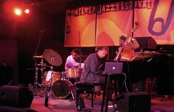 Gerald Clayton Trio © Josef Woodard